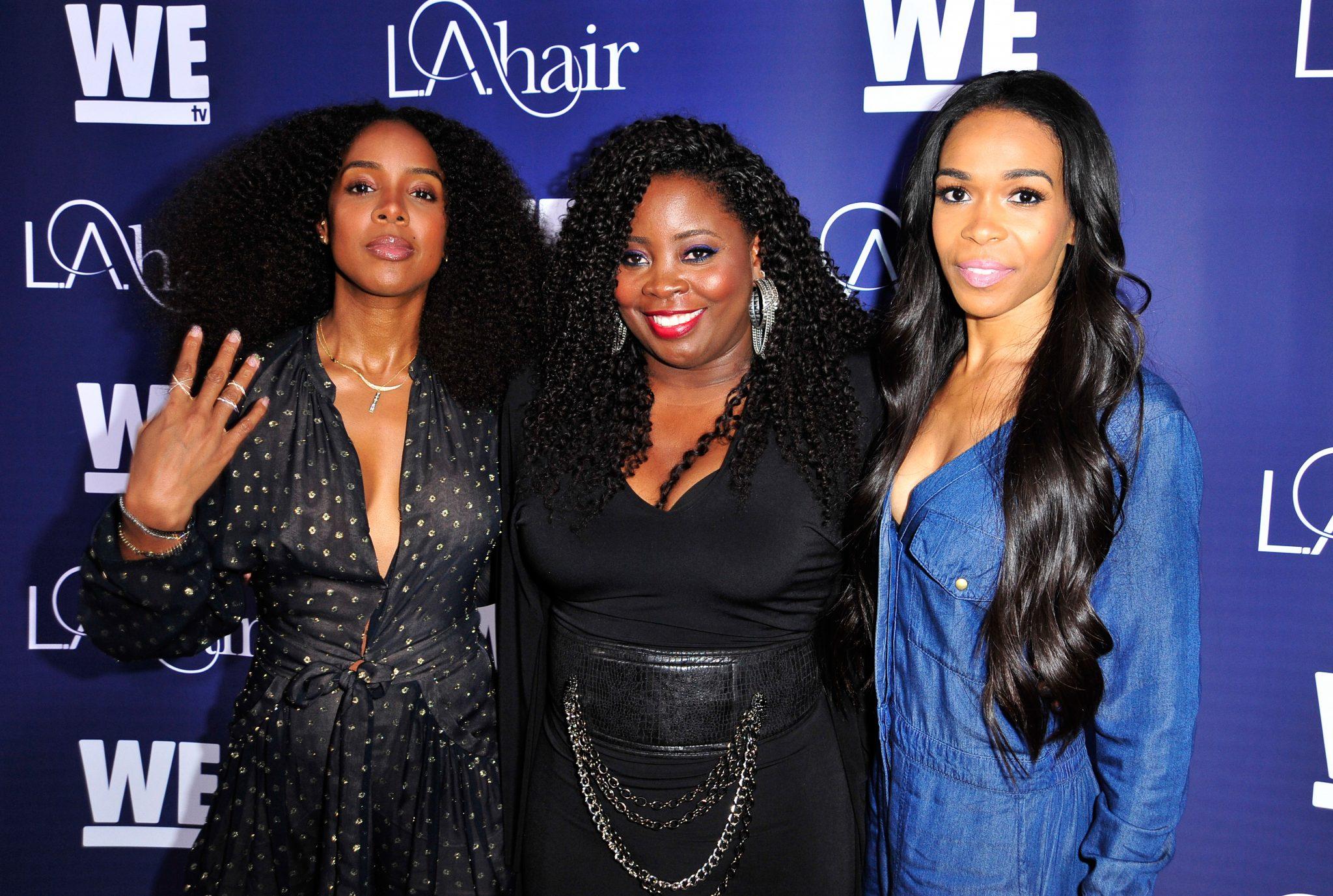 WE tv's LA Hair Season 4 Premiere Party