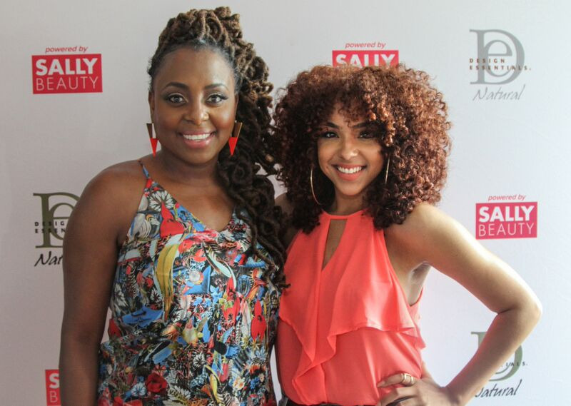Design Essentials Celebrity Style & Gifting Lounge With Singer Ledisi
