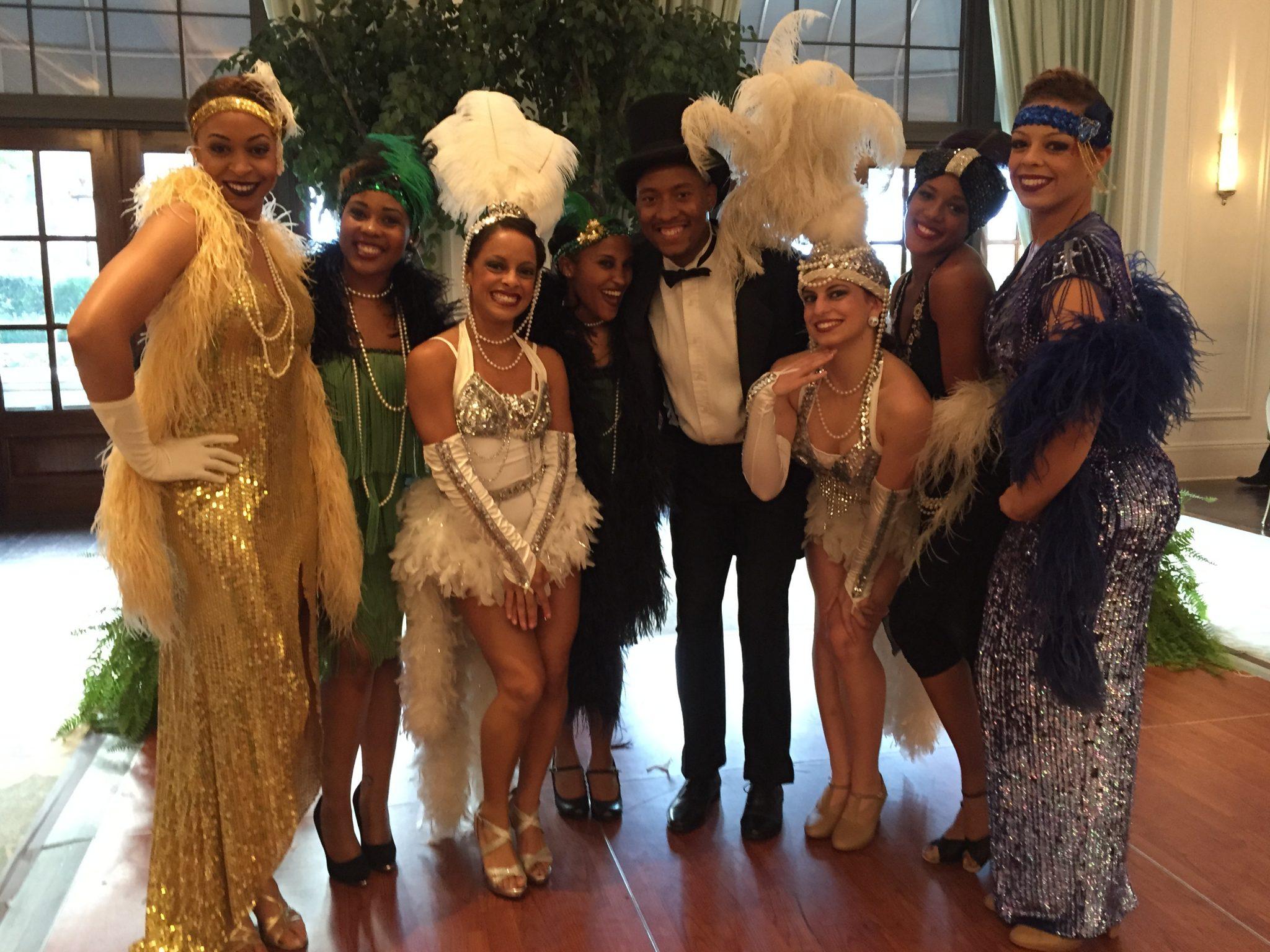 Atlanta Street Style: Chris Tucker's A Harlem Renaissance Celebration