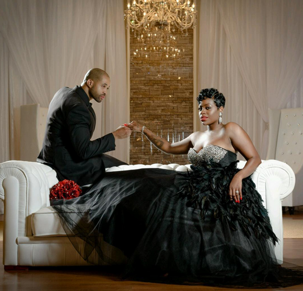 Fantasia marries
