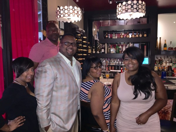 paras griffin 40th bday