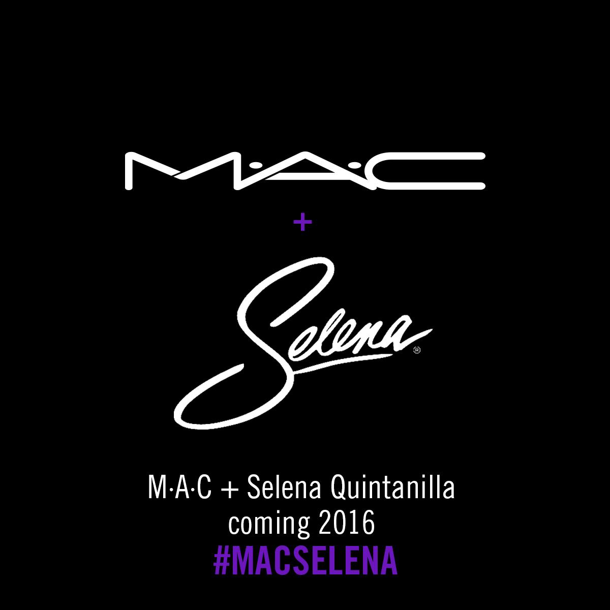 Coming Soon: M∙A∙C Selena