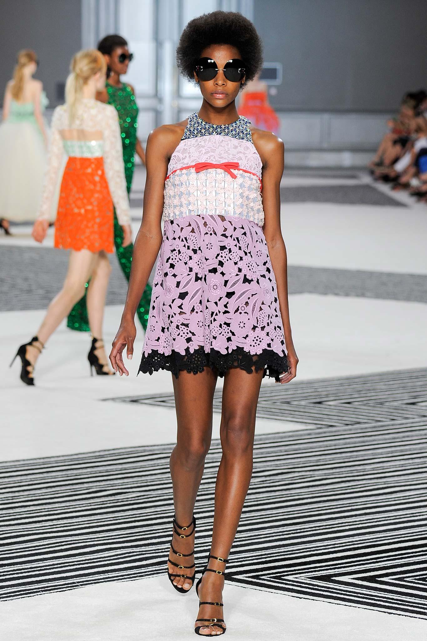 Best Looks: Giambattista Valli Fall 2015 Couture