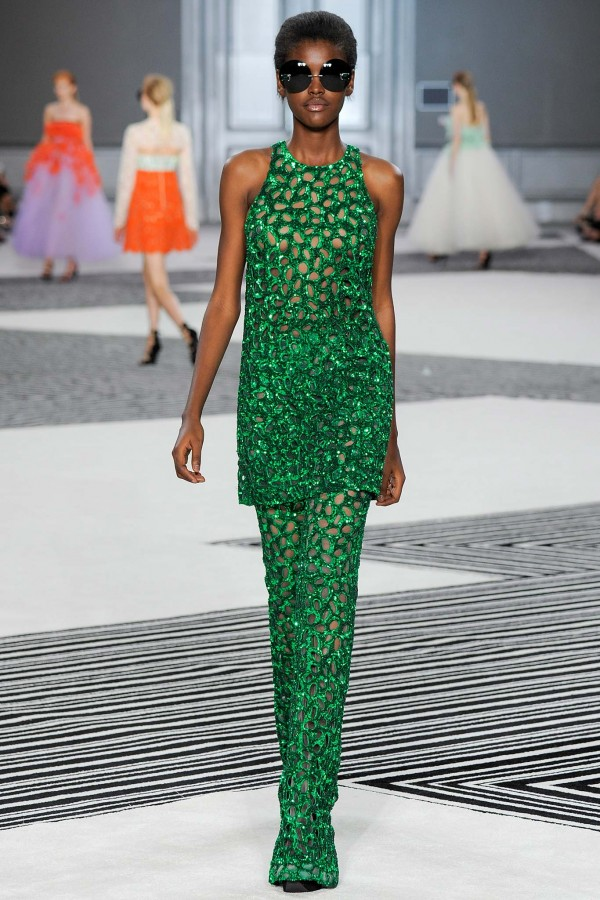 Best Looks: Giambattista Valli Fall 2015 Couture