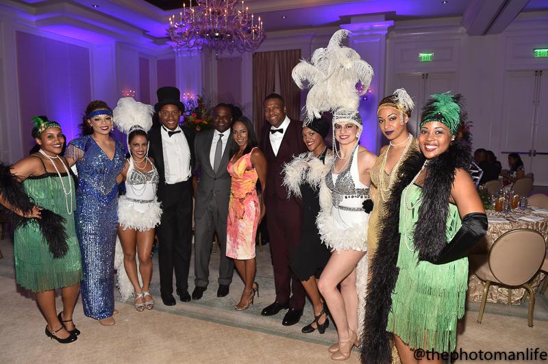 Chris Tucker Host 'A Harlem Renaissance Celebration'