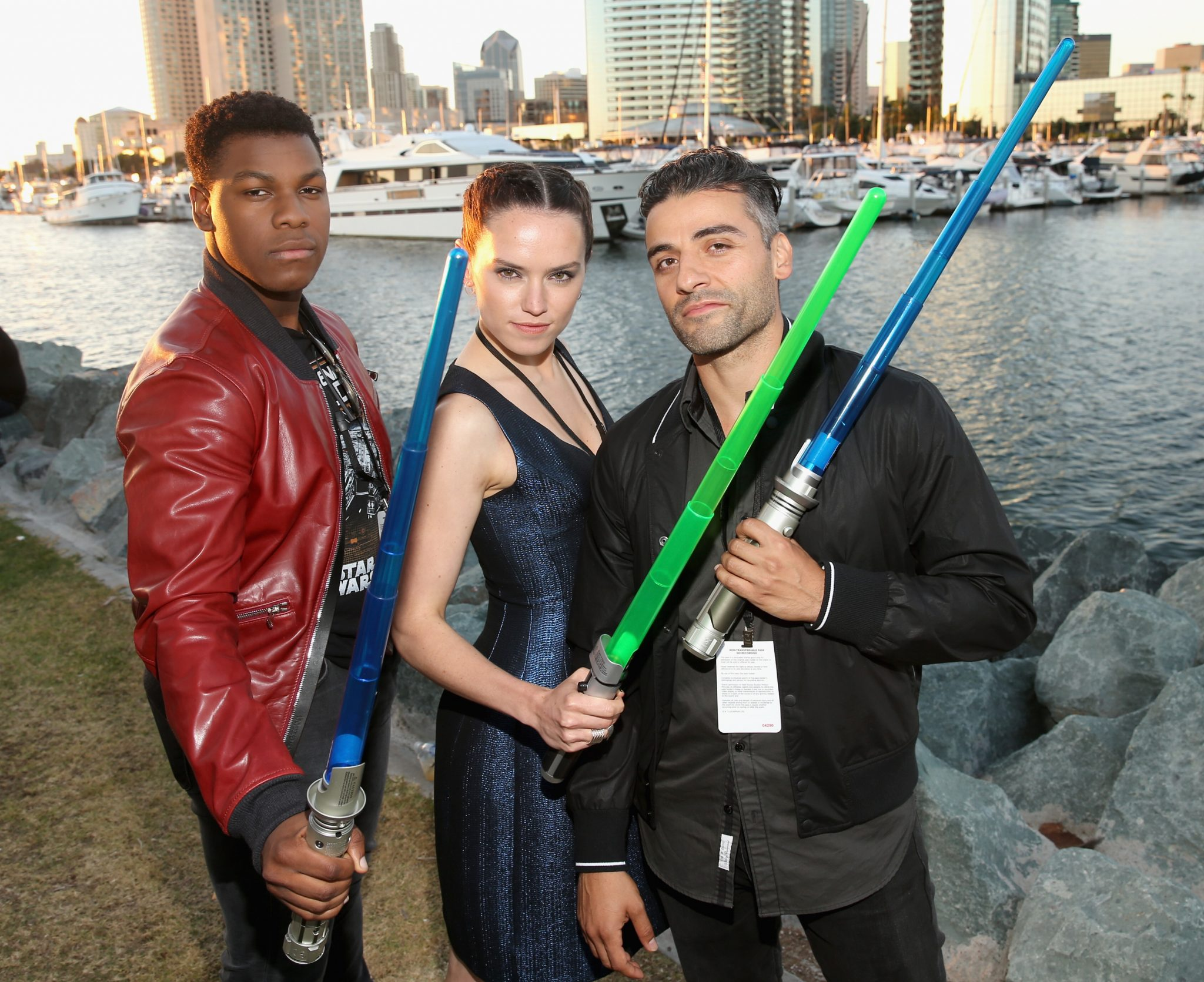 Harrison Ford, John Boyega  & More Attend Comic-Con International 2015
