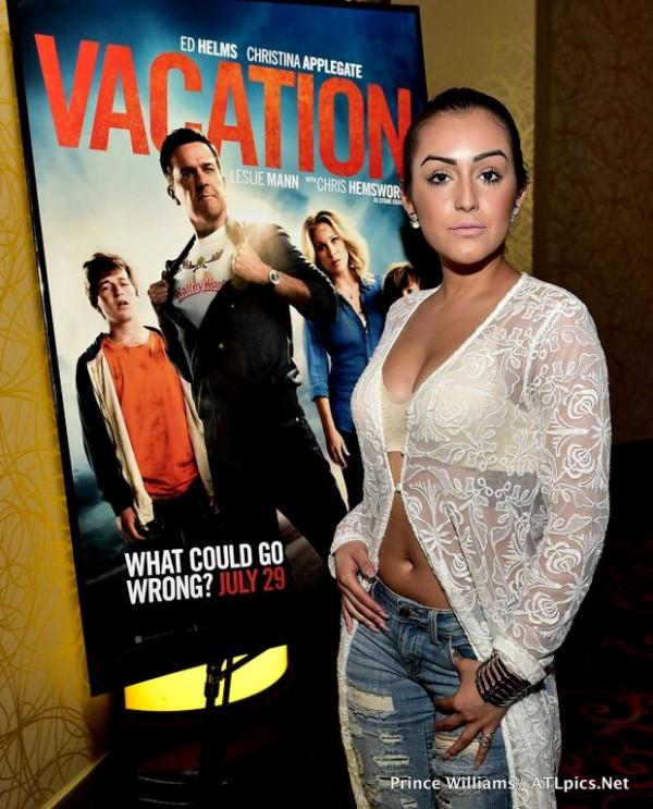 vacation movie screening