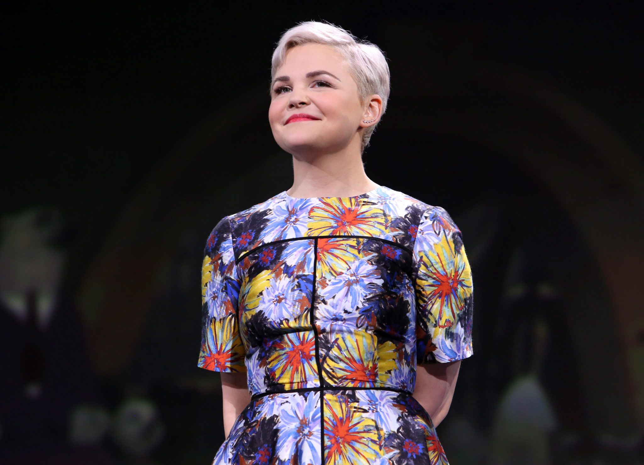 Wardrobe Breakdown: Ginner Goodwin At D23 Expo