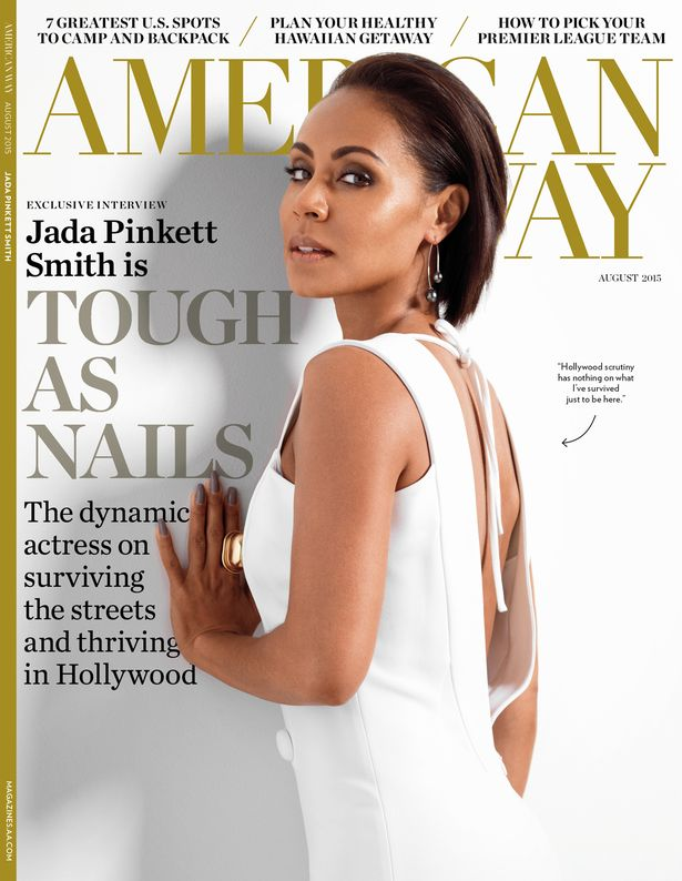 Jada Pinkett Smith For American Way