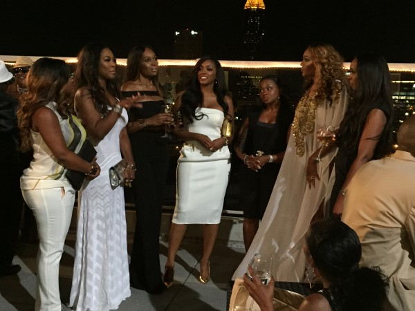 Cynthia Bailey Eyewear Collection Launch Party