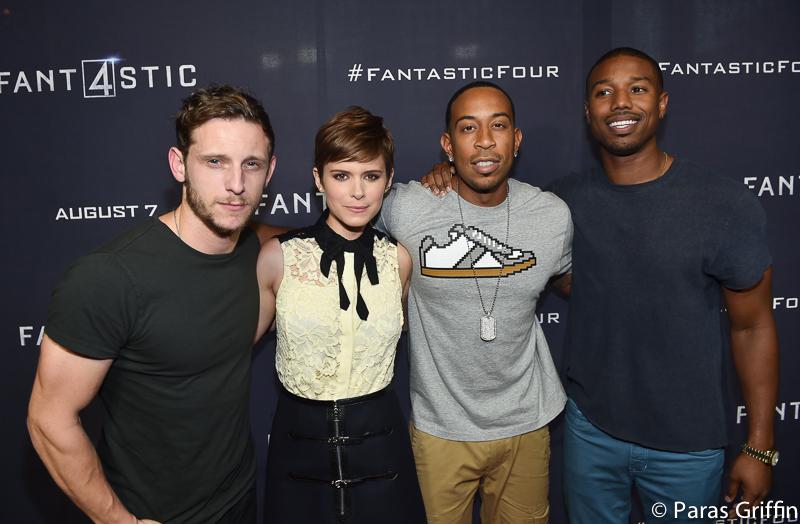 Fantastic Four Screening In Atlanta
