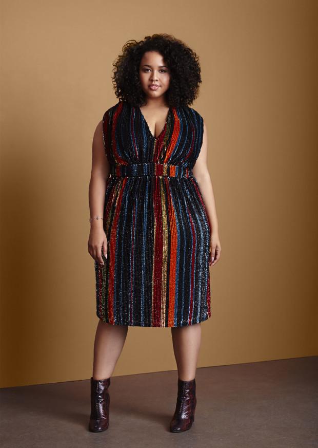 ASOS Curve Fall 2015 Collection Featuring Gabi Fresh