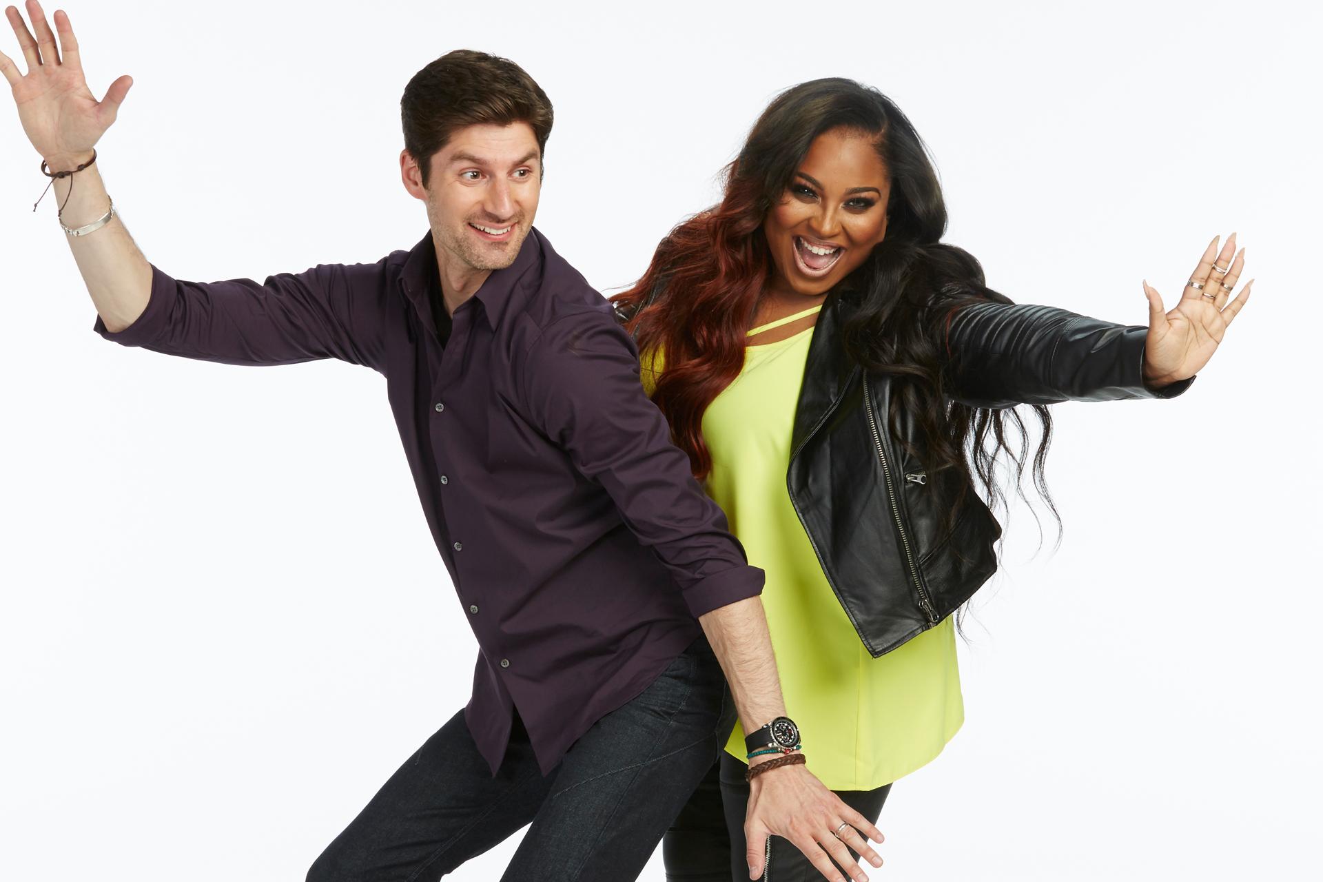 New Talk Show: Crazy Talk With Hosts Tanisha Thomas & Ben Aaron