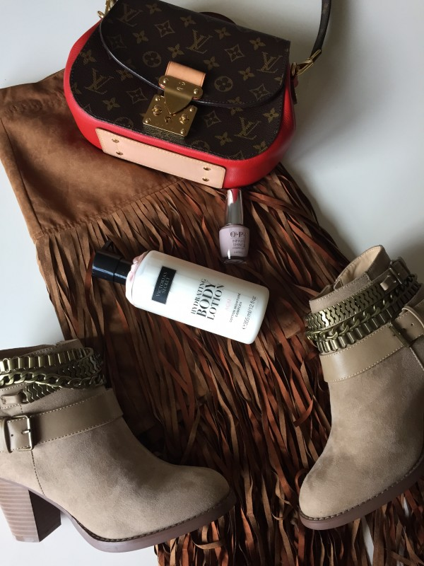 fashion and beauty items
