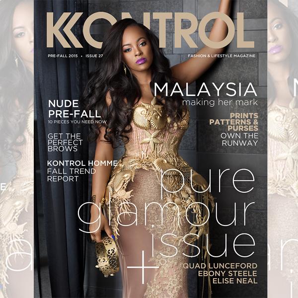 Wardrobe Breakdown: Malaysia Pargo For Kontrol Magazine