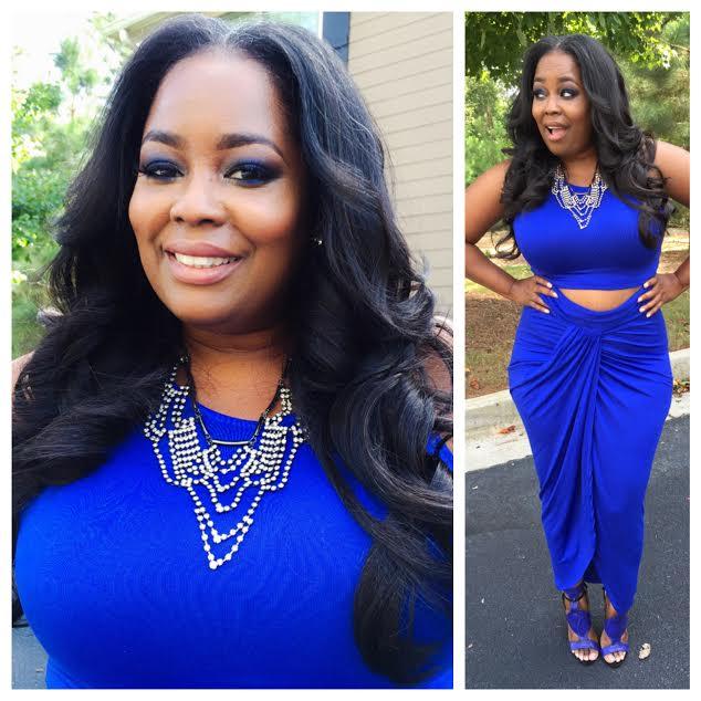 My Style: Feeling BLUE