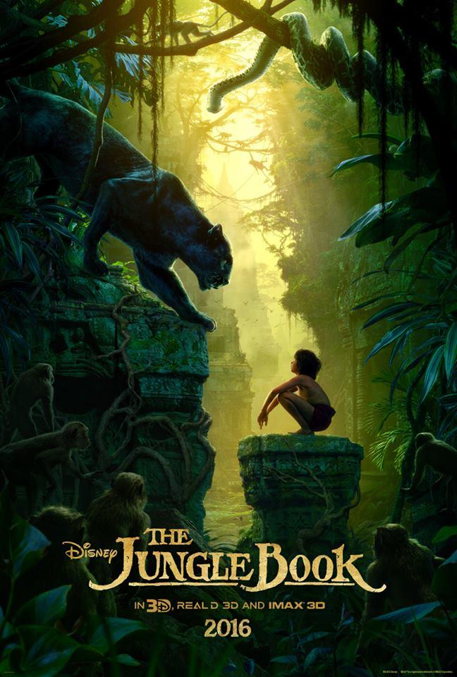 New Movie: The Jungle Book