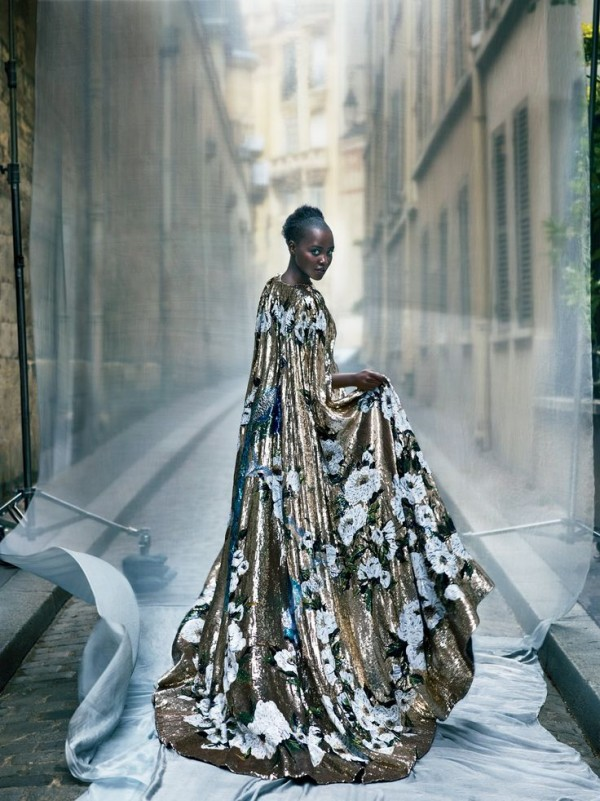 Lupita Nyongo Vogue Oct 2015