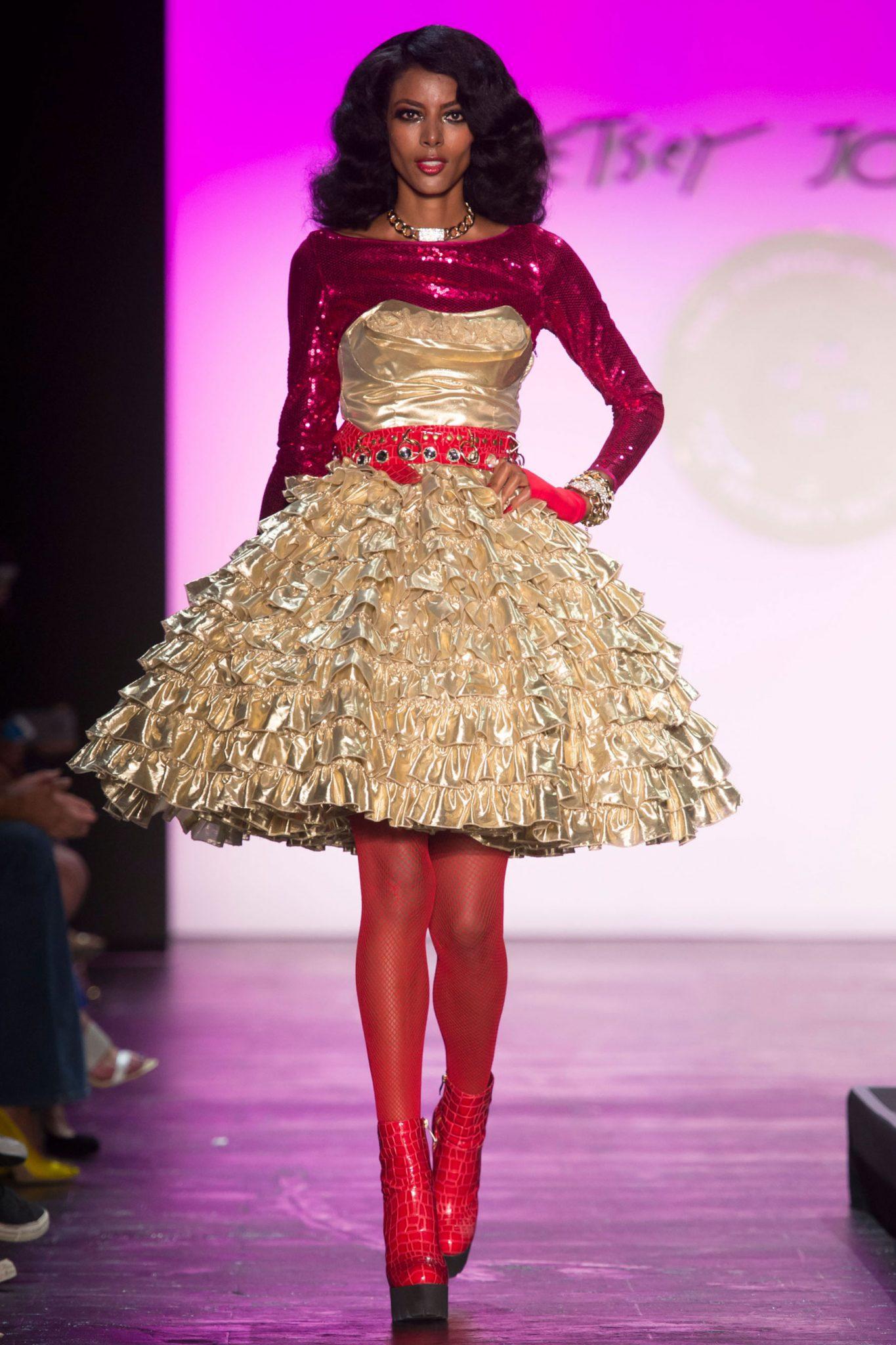 Best Looks: Betsey Johnson Spring 2016 #NYFW