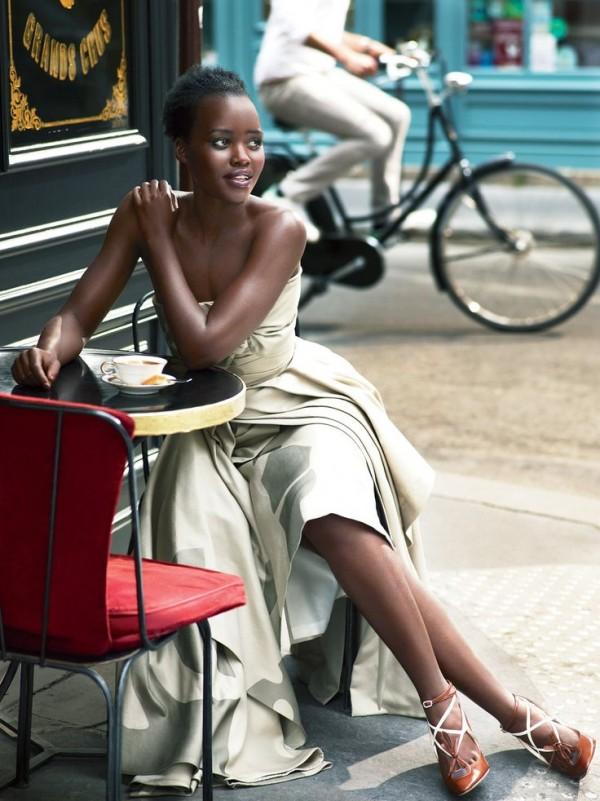 Lupita Nyongo Vogue Oct 2016
