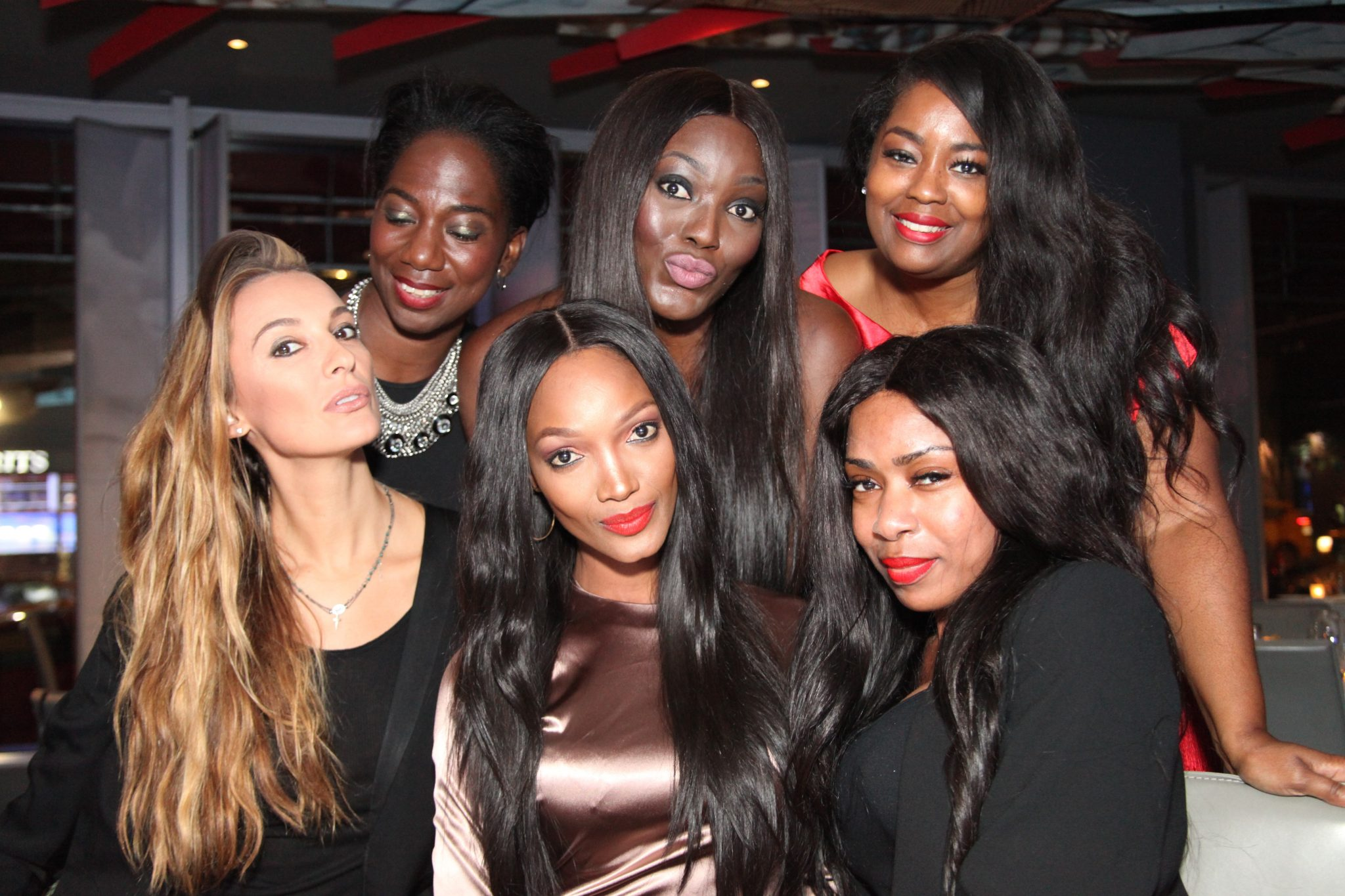 Late Night Dining With International Supermodels…Really?