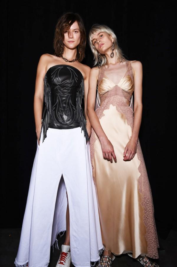 NARS Alexander Wang SS16 Fashion Look 3