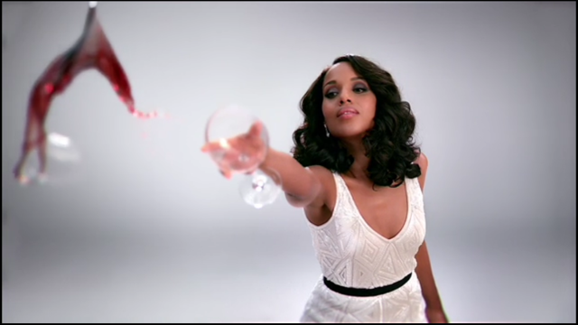 Wardrobe Breakdown: Kerry Washington In 'Scandal' Season 5 Promo