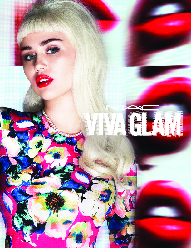 M·A·C Presents… M·A·C VIVA GLAM MILEY CYRUS II
