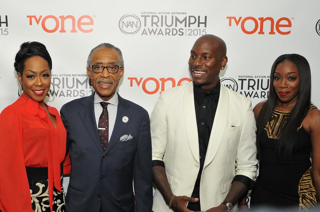 Triumph Awards 2015