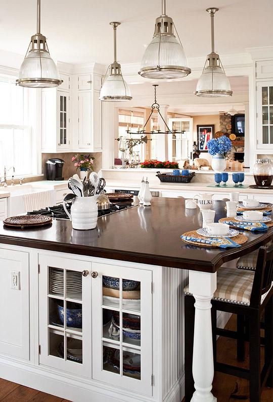 10 brilliant kitchen ideas for Brilliant kitchen designs