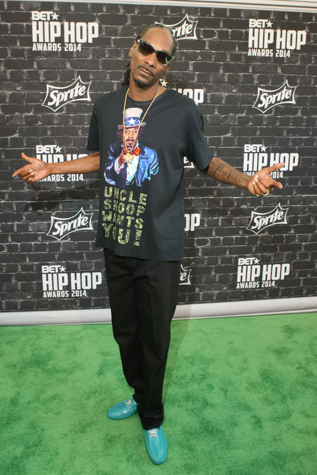Snoop Dogg Returns As Host Of BET 'Hip Hop Awards' In Atlanta