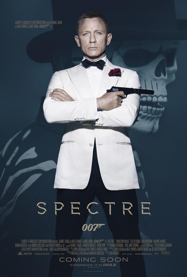 New Movie: Spectre
