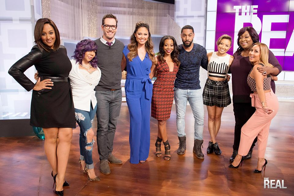 In Case You Missed It: Tameka 'Tiny' Harris Guest Host On 'The Real'