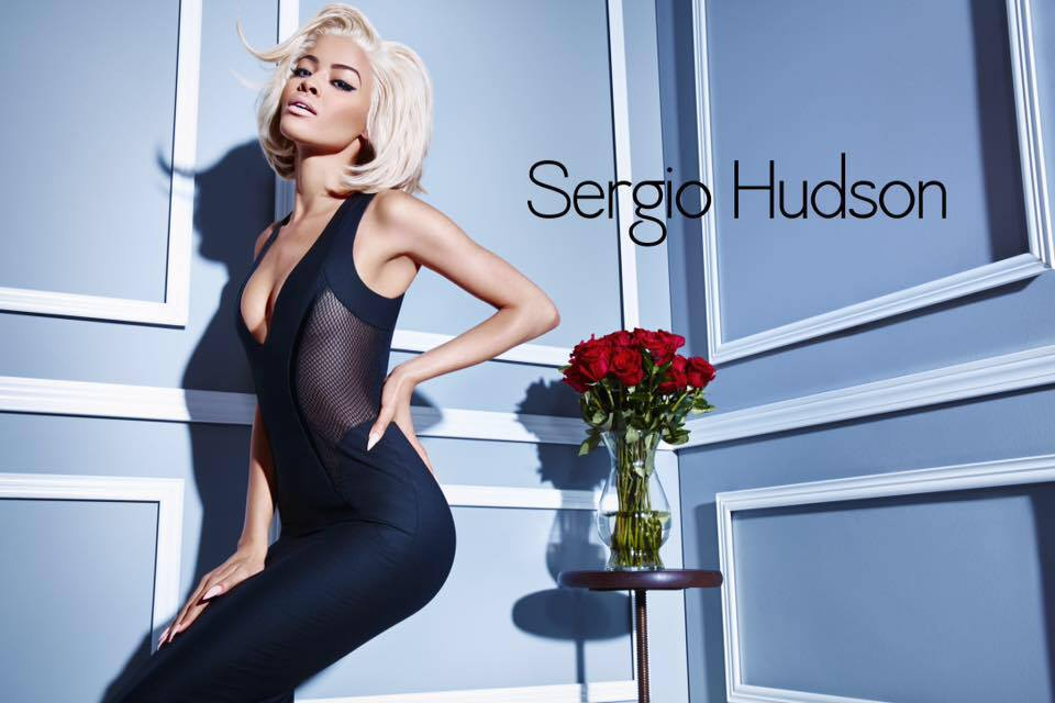 Lookbook: Sergio Hudson Spring 2016
