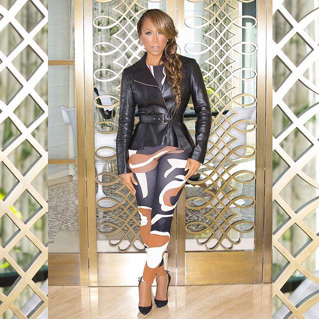 Wardrobe Breakdown: Marjorie Harvey At Dior Fashion Show In Paris