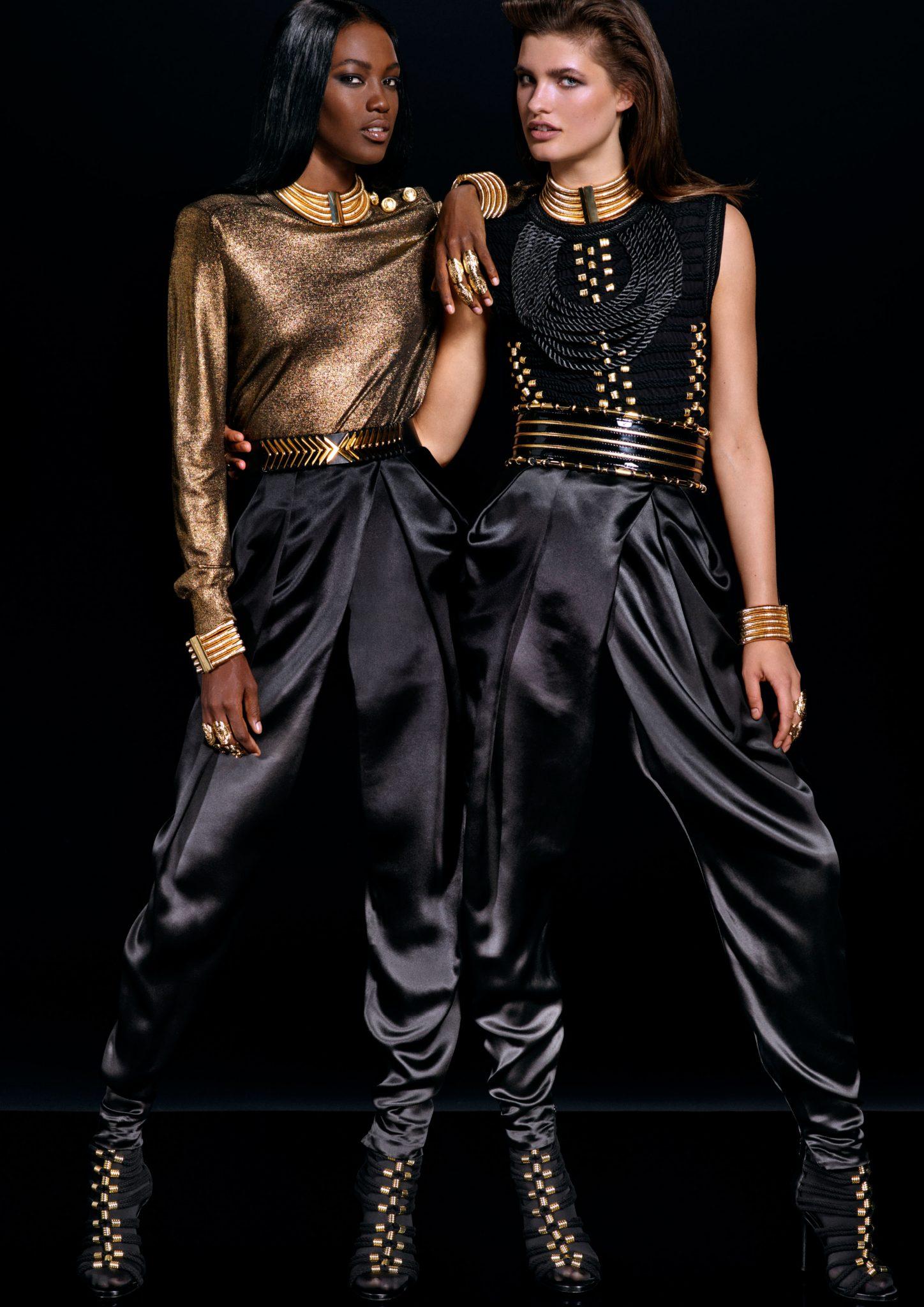 Lookbook: Balmain X H&M Fall 2015