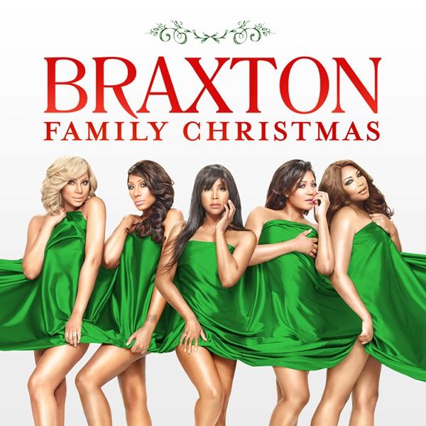 Braxton family christmas album
