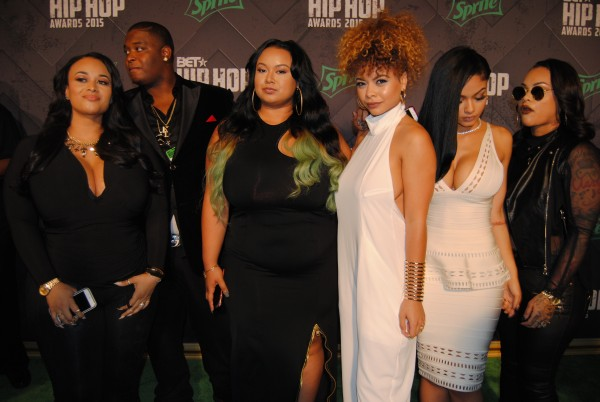 BET hip hop awards 2015