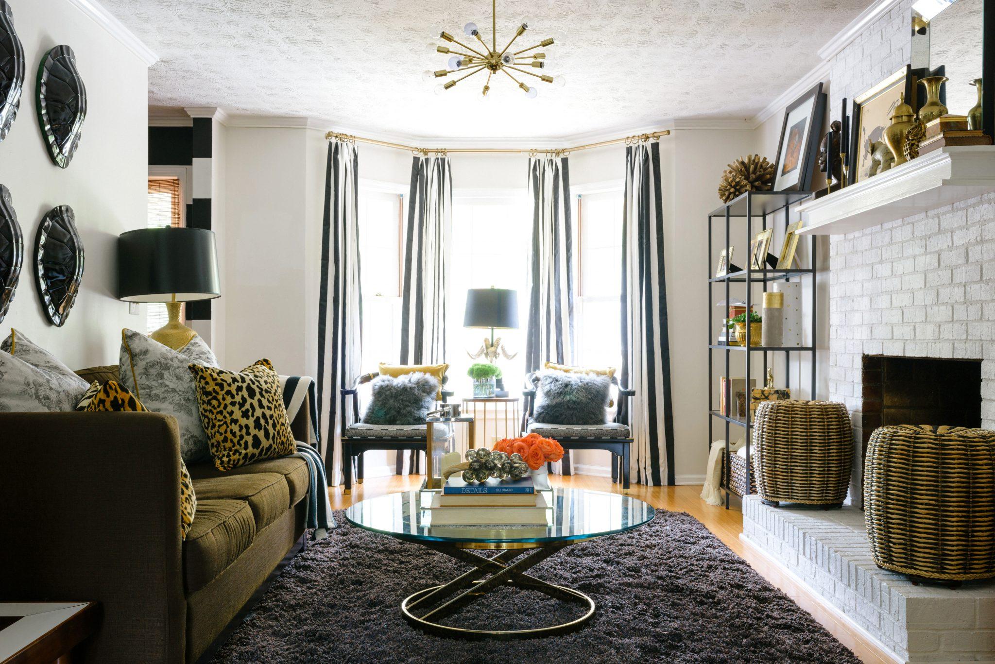 Peek Inside: Interior Designer Dayka Robinson's Home