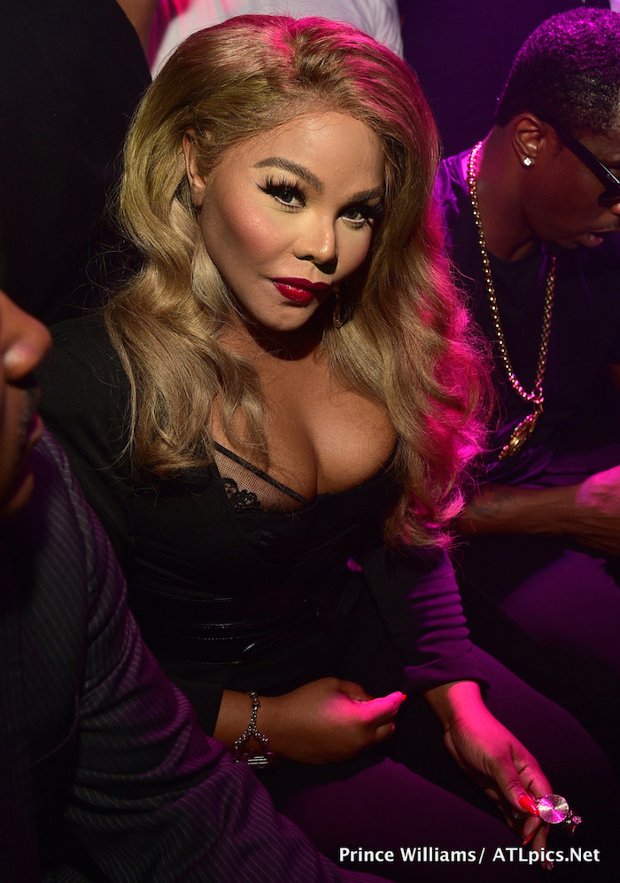 Wardrobe Breakdown: Lil Kim At BET Hip Hop Awards After Party At Prive