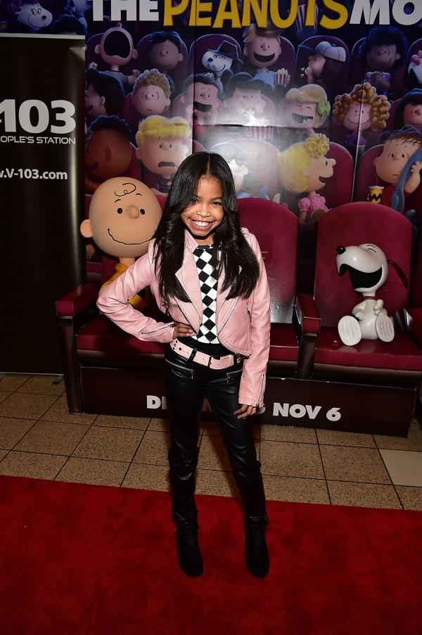 The Peanuts Movie Vip Red Carpet With Ludacris Amp Ryan
