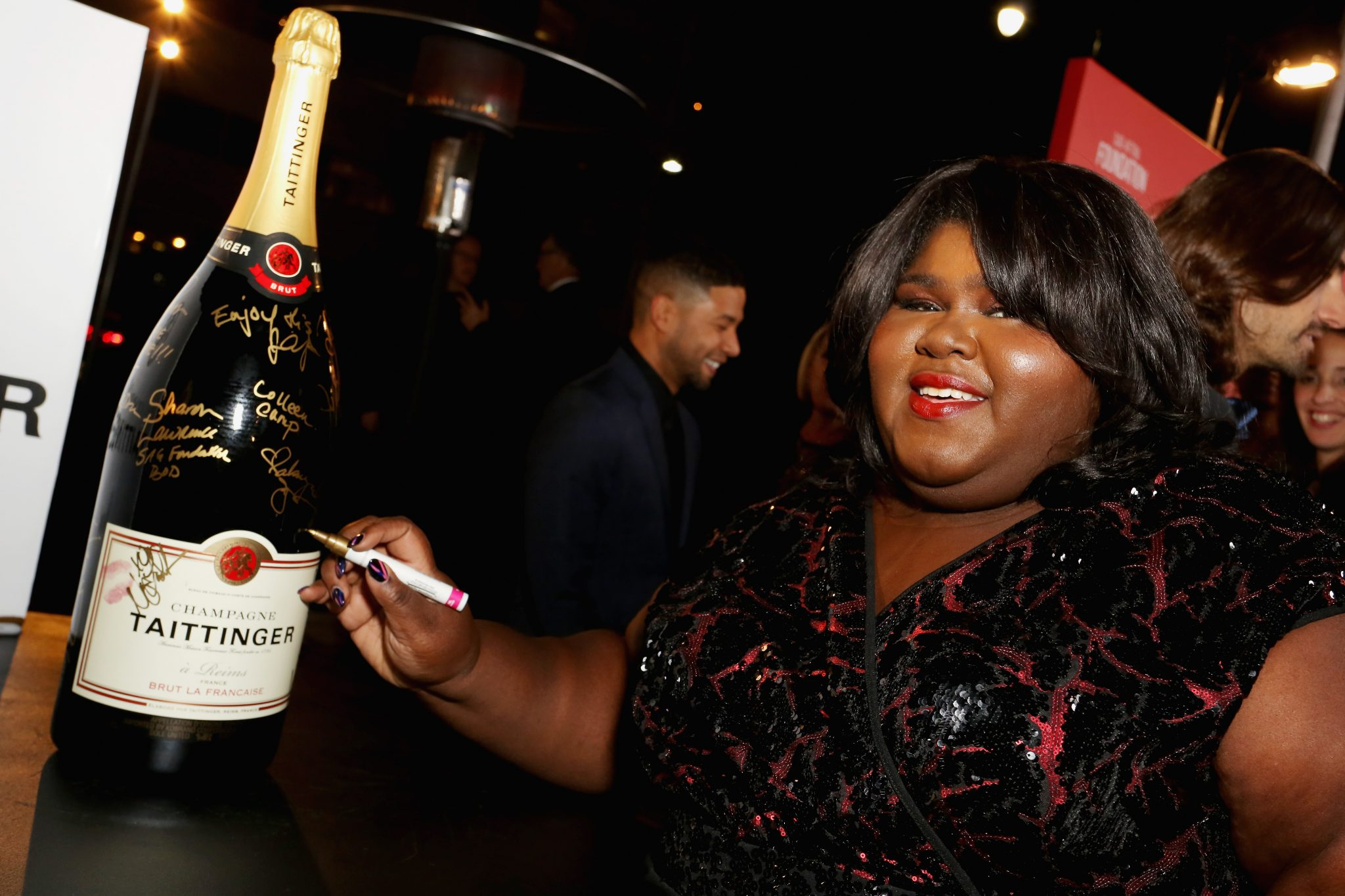 Empire Cast, Leonardo DiCaprio & More Pop Bottles At The SAG Foundation's 30th Anniversary