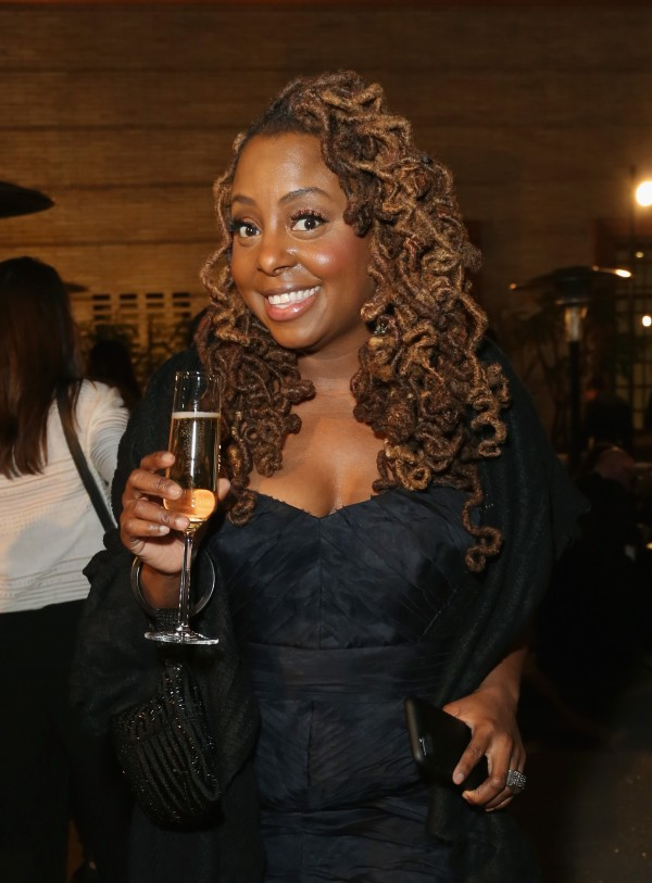BEVERLY HILLS, CA - NOVEMBER 05: Singer Ledisi attends the Screen Actors Guild Foundation 30th Anniversary Celebration, with Champagne Taittinger, at Wallis Annenberg Center for the Performing Arts on November 5, 2015 in Beverly Hills, California. (Photo by Rachel Murray/Getty Images for Champagne Taittinger)