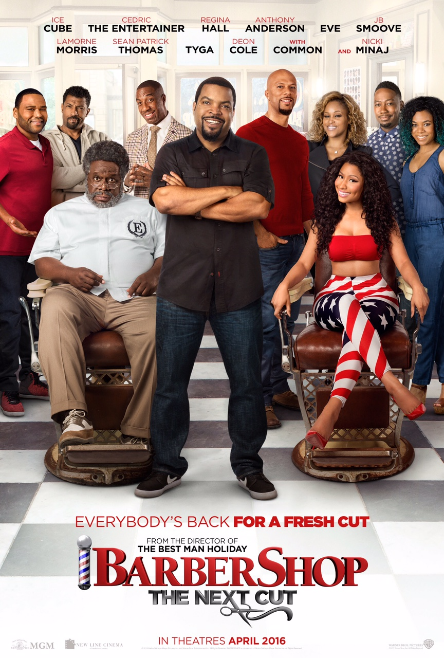 First Look: Barbershop: The Next Cut
