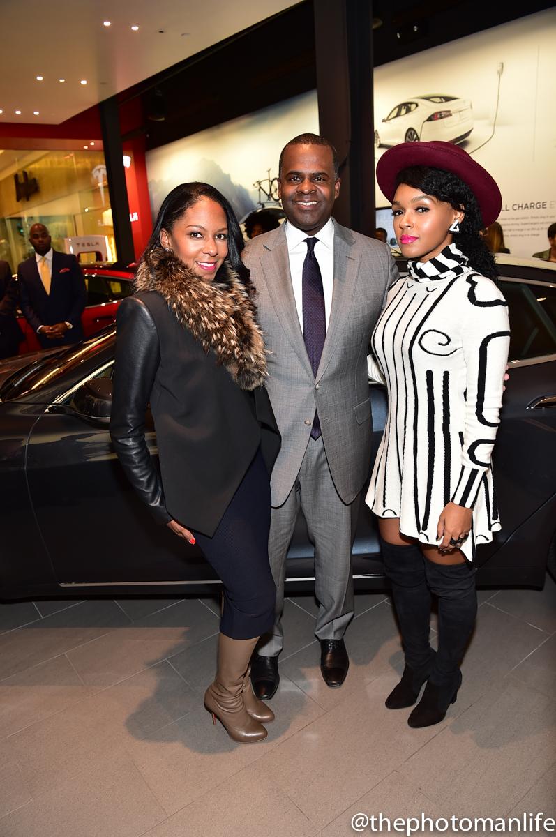 Janelle Monae Spotted In Atlanta At Legacy Atlanta Awards