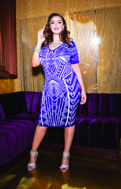 Ashley Stewart holiday collection