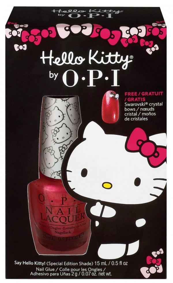 hello kitty opi