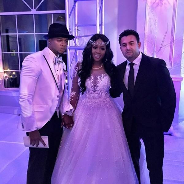 Remy Ma wedding