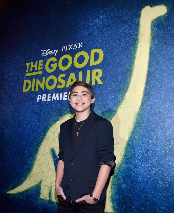 World Premiere Of Disney-Pixar's THE GOOD DINOSAUR At El Capitan Theatre
