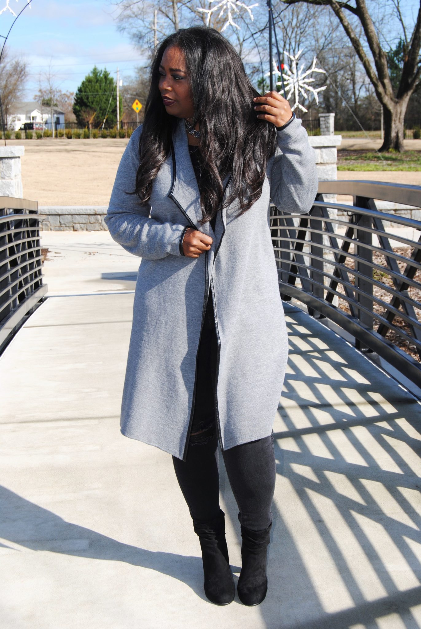 My Style: Maryetha Booties